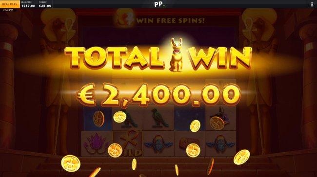 Free Slots 247 image of Wild Egypt