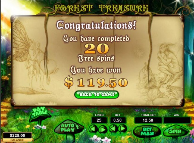 Forest Treasure by Free Slots 247
