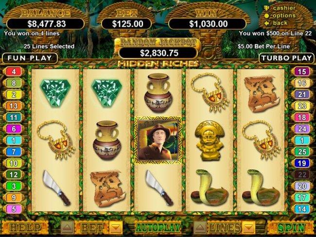 Hidden Riches screenshot