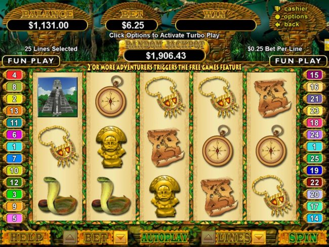 Hidden Riches by Free Slots 247