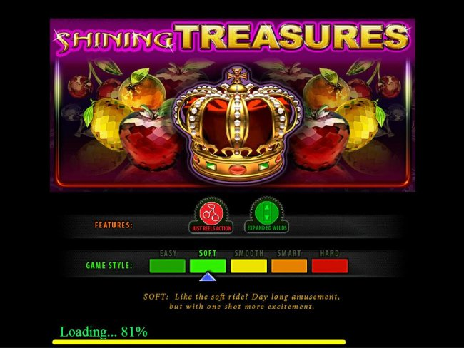 Free Slots 247 image of Shining Treaures