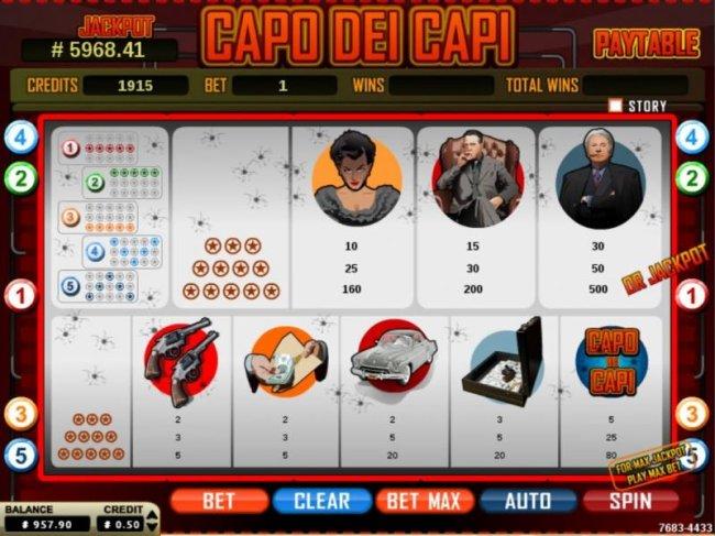 Capo Dei Capi by Free Slots 247