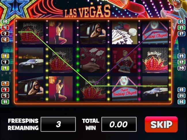 Las Vegas screenshot