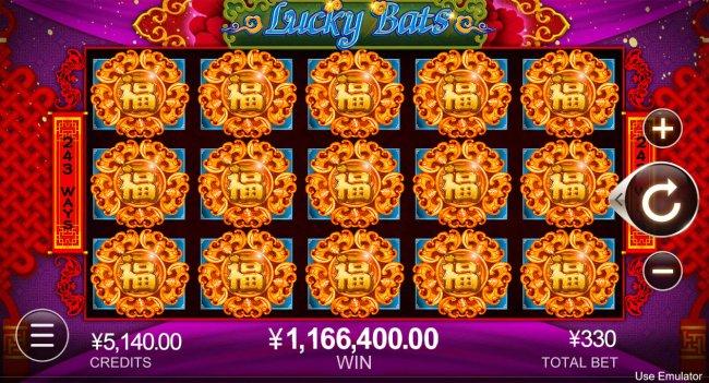 Lucky Bats screenshot