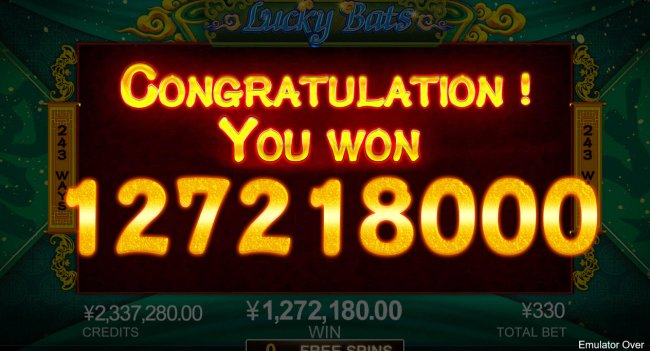 Free Slots 247 image of Lucky Bats
