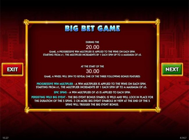 Images of Monopoly Big Event