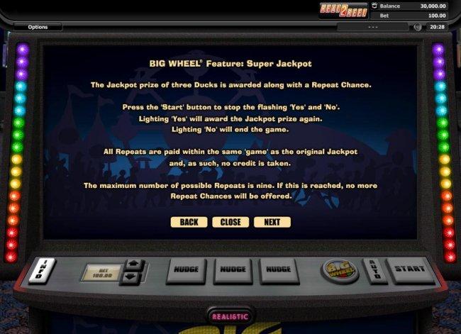 Big Wheel by Free Slots 247
