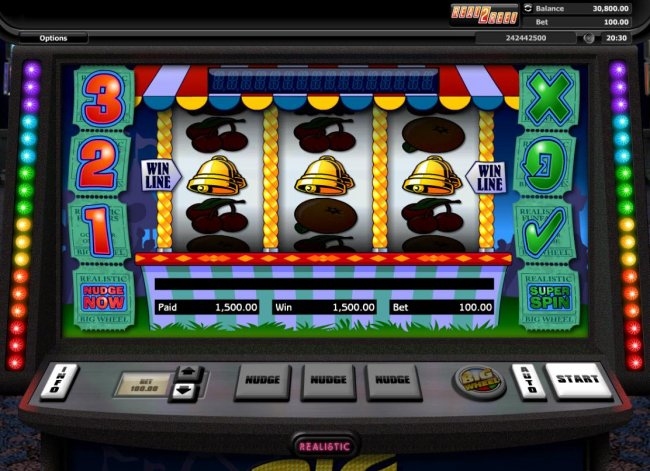 Free Slots 247 image of Big Wheel