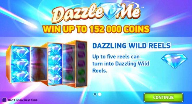 Free Slots 247 image of Dazzle Me
