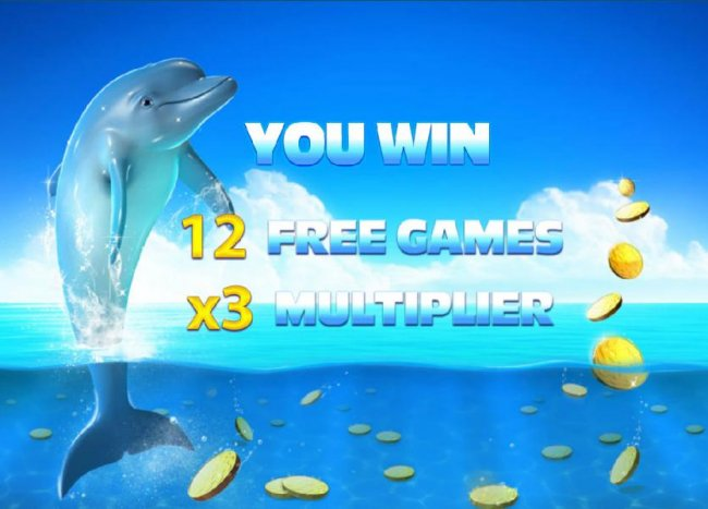 12 free games with a 3x multiplier - Free Slots 247