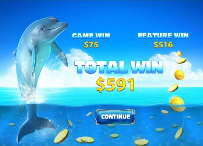 Dolphin Cash by Free Slots 247
