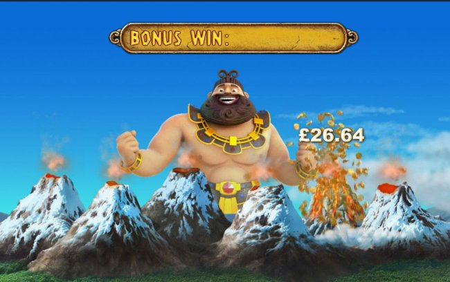 Pick volcanos to reveal a cash prize - Free Slots 247
