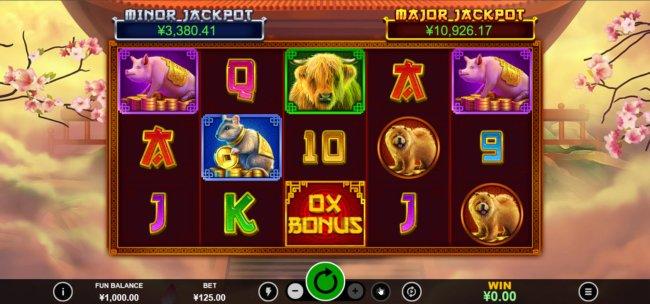 Ox Bonanza by Free Slots 247