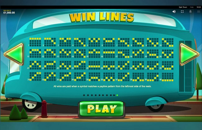 Free Slots 247 image of Spin Town