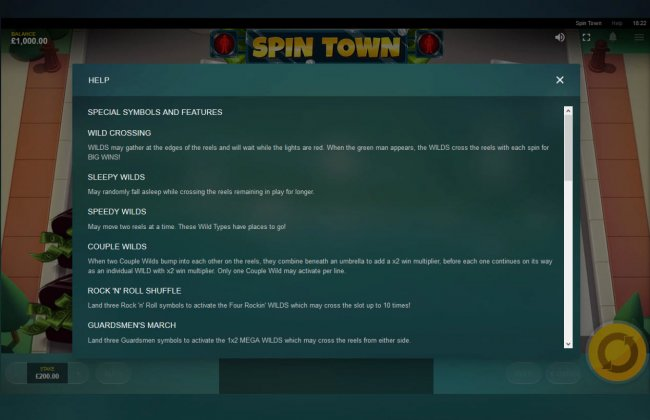 Images of Spin Town