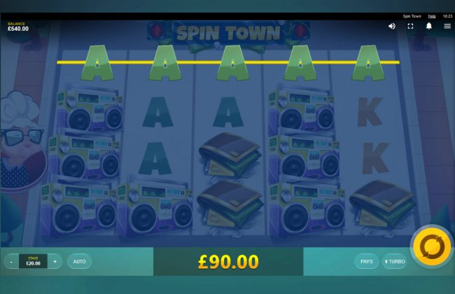 Spin Town by Free Slots 247