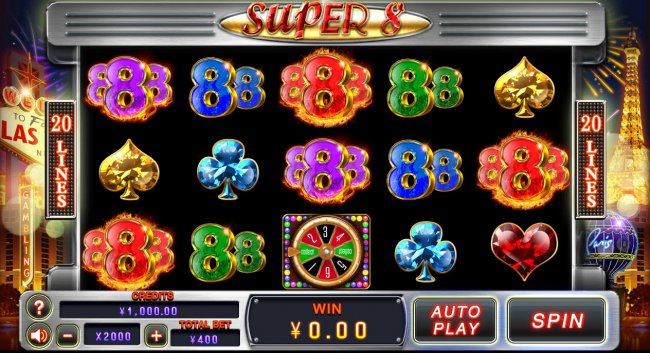Free Slots 247 image of Super 8