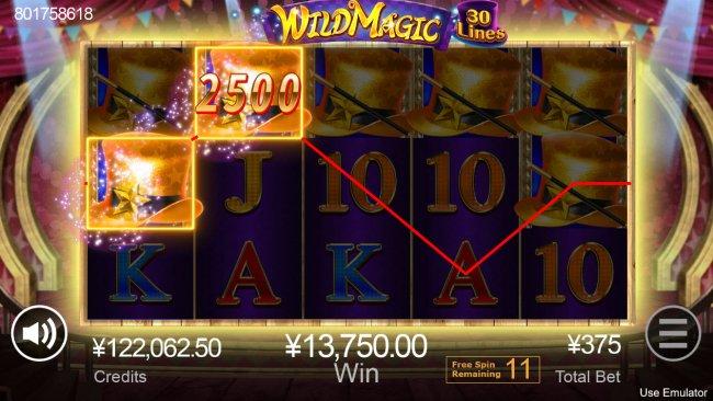 Free Slots 247 image of Wild Magic