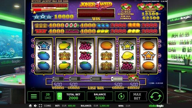 Joker 4 Wild by Free Slots 247