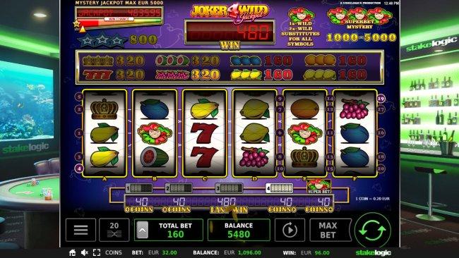 Free Slots 247 image of Joker 4 Wild