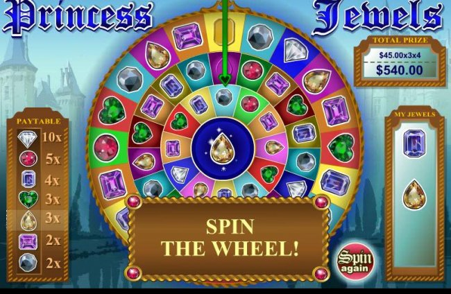 Princess Jewels screenshot