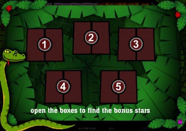 Celebrity in the Jungle screenshot