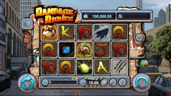 King of Kaiju Rampage Riches screenshot