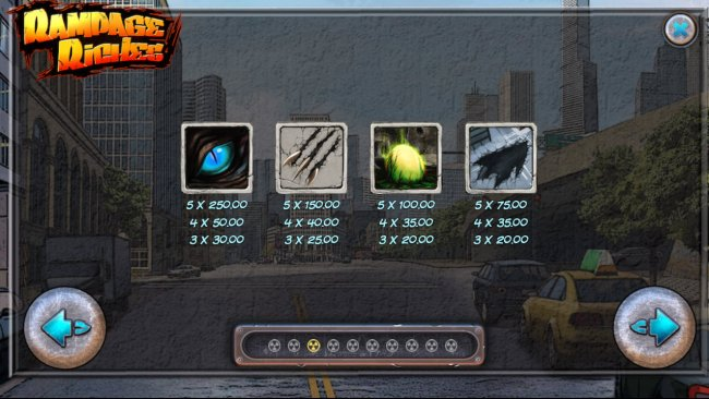 King of Kaiju Rampage Riches by Free Slots 247