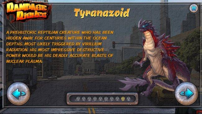 Tyranazoid by Free Slots 247