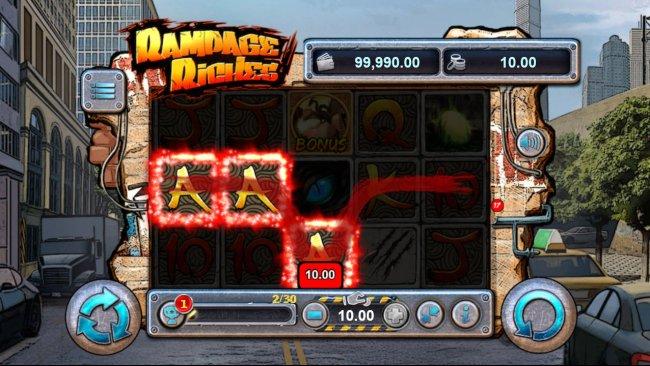 Free Slots 247 image of King of Kaiju Rampage Riches