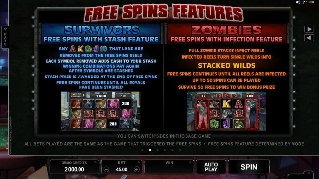 Free Slots 247 image of Lost Vegas