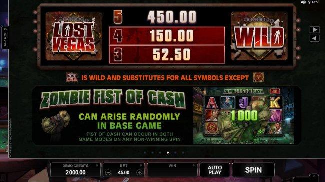 Free Slots 247 image of Lost Vegas