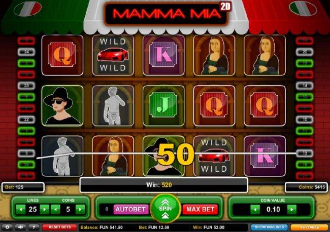 Free Slots 247 image of Mamma Mia