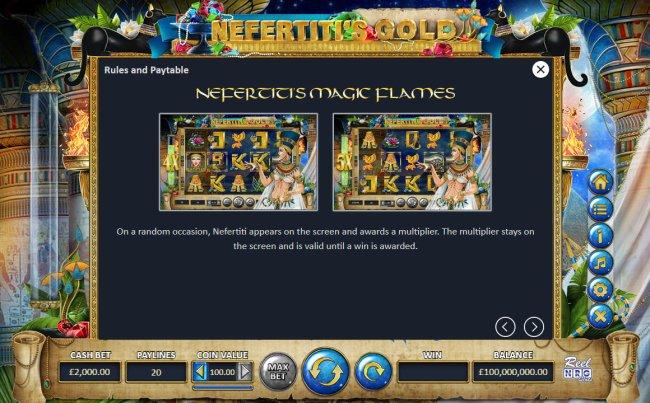 Nefertiti's Gold by Free Slots 247