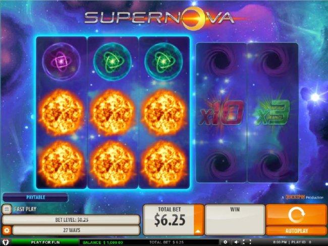 Images of Supernova