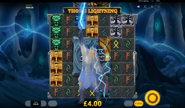 Thor's Lightning by Free Slots 247
