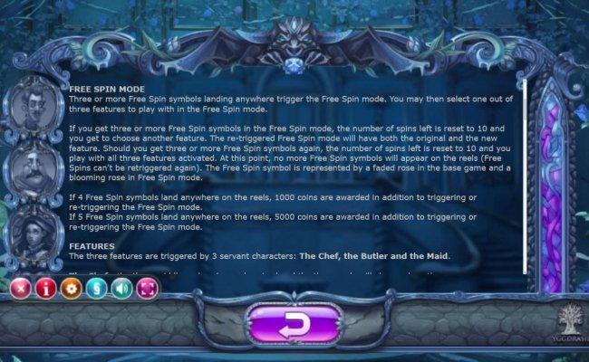Beauty & the Beast screenshot