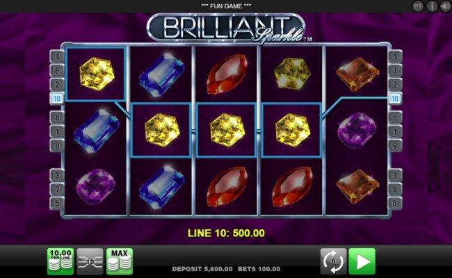 Free Slots 247 image of Brilliant Sparkle