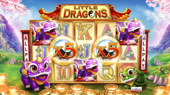 Images of Little Dragons