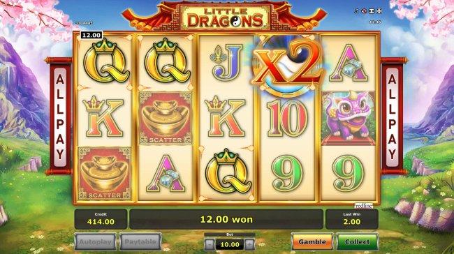 Little Dragons screenshot
