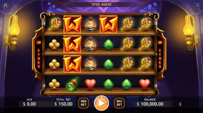 Free Slots 247 image of Magical Store