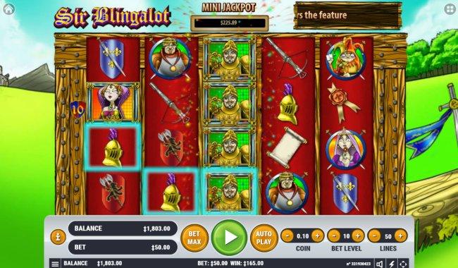 Sir Blingalot by Free Slots 247