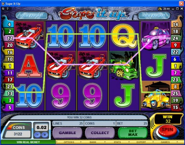 Free Slots 247 image of Supe It Up