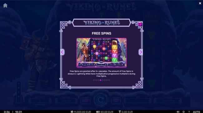Viking Runes screenshot