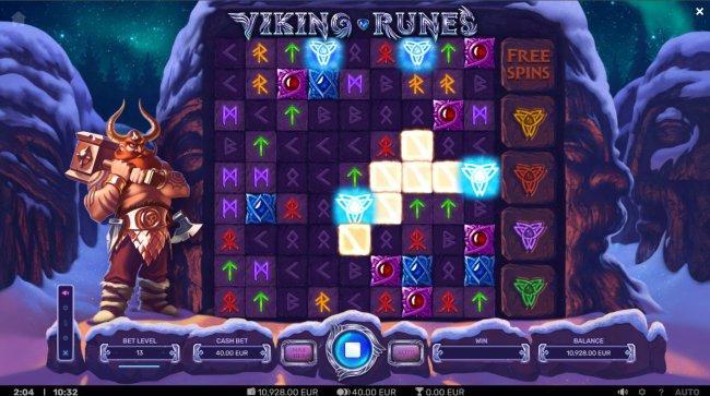 Free Slots 247 image of Viking Runes