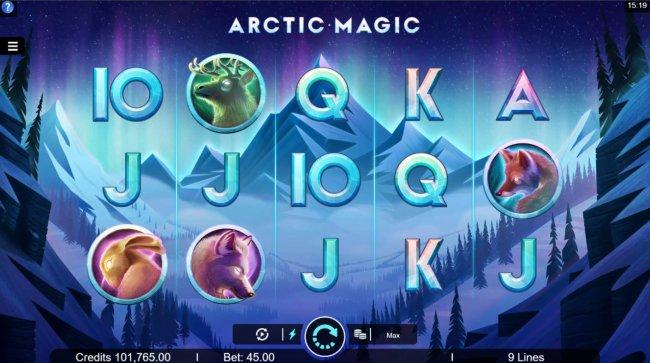 Images of Arctic Magic