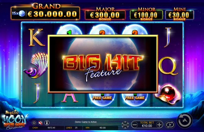 Free Slots 247 - Big Hit Feature