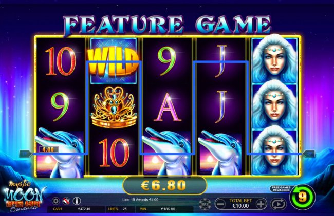 Free Slots 247 image of Mystic Moon Big Hit Bonanza