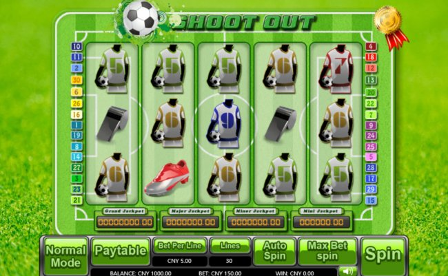 Shoot Out by Free Slots 247