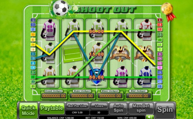 Free Slots 247 image of Shoot Out
